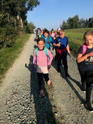 VS Pinkafeld, 3. Klassen, Wandertag, Beitrag