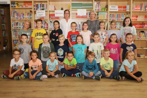 VS Pinkafeld Klassenfoto 3a