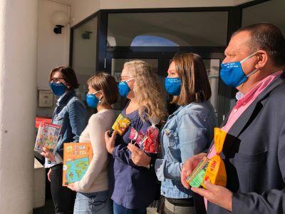 Fairtrade Schule VS Pinkafeld