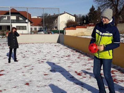Spaß Schnee VS Pinkafeld
