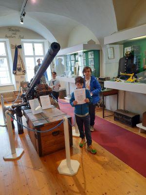 VS Pinkafeld, Beitrag, 3b, Stadtmuseum
