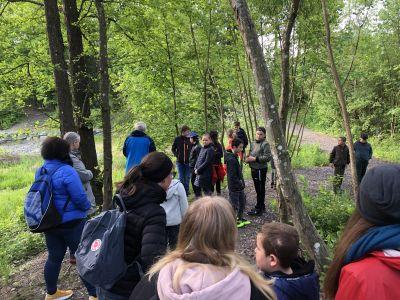 VS Pinkafeld, Beitrag, 5.&6.FÖK, Waldtag 2021