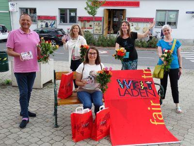 VS Pinkafeld, Fairtrade Vatertag_Beitragsbild