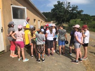 VS Pinkafeld, Beitrag, 3a, Bauernhof Luif