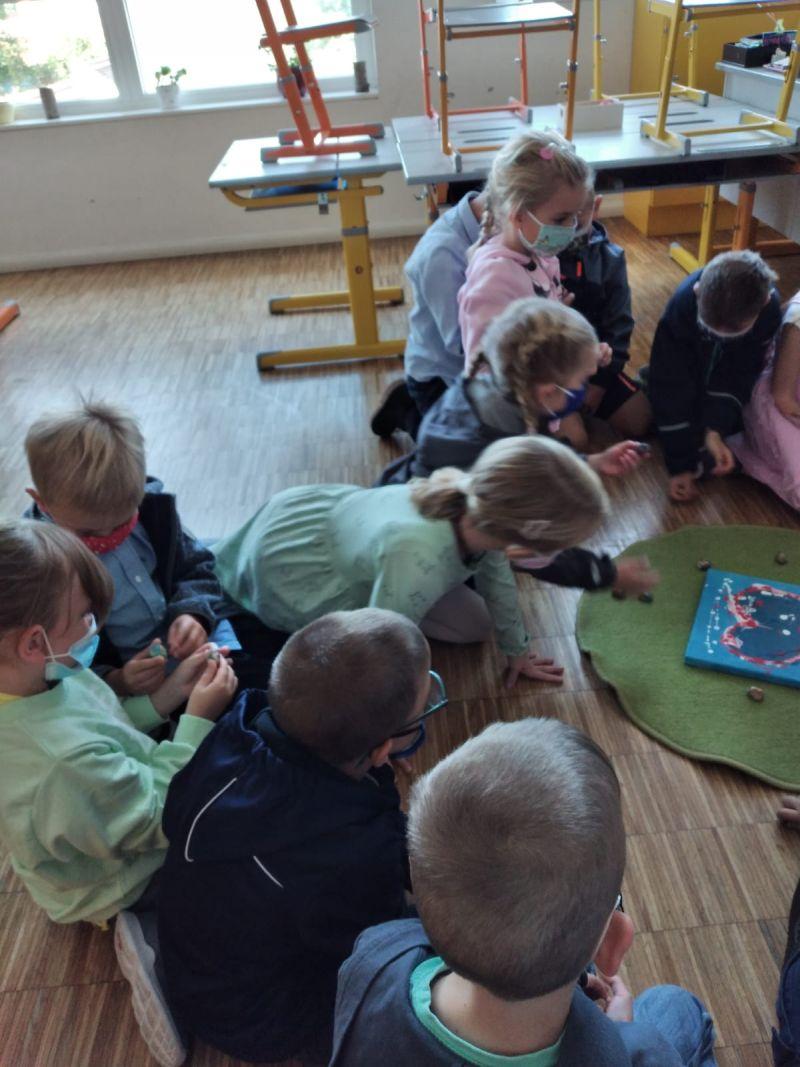 VS Pinkafeld, Beitrag 1c, 1.Schultag
