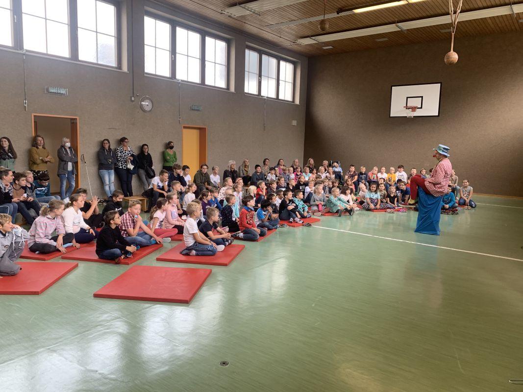VS Pinkafeld, Beitrag allgemein, Fair Clown Hugo
